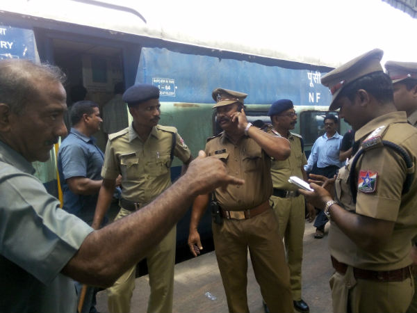 Security scaled up in Tamil Nadu