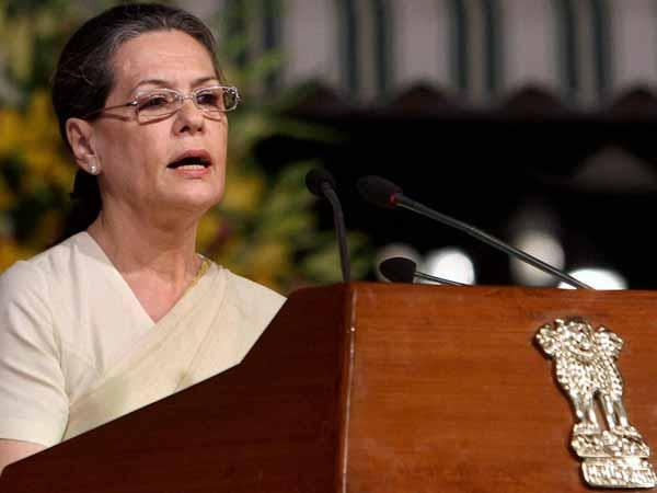 Modi hungry for power, already assumes himself as PM: Sonia
