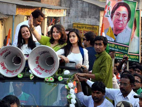 Actors facing identity crisis in polls