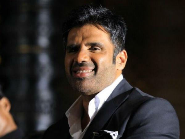 FIR against Suniel Shetty