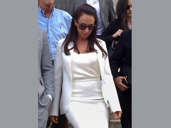 Molly Bloom leaves federal court
