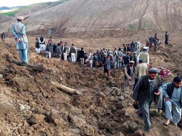 Landslide: PM offers help to Afghanistan