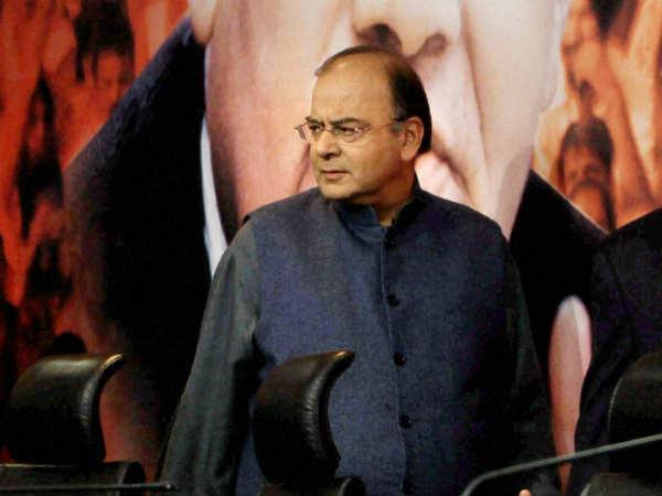 Congress scared of being in opposition: Jaitley