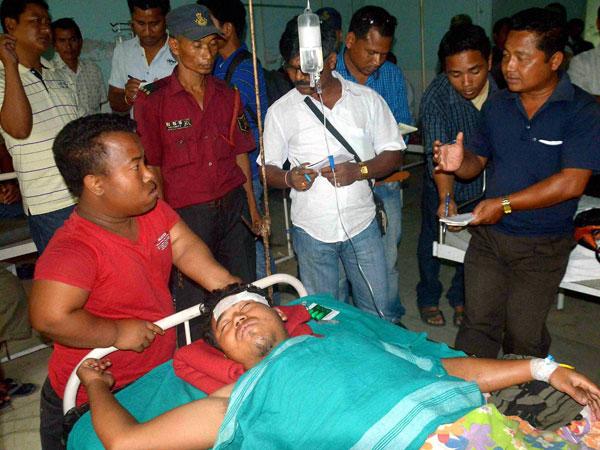 Assam:30 killed in Bodo militants attack