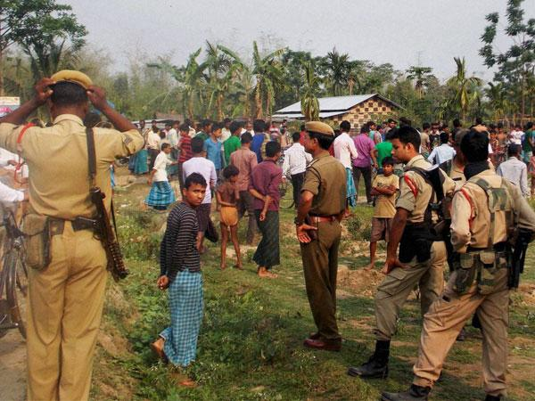 NIA to probe Assam violence, 22 arrested