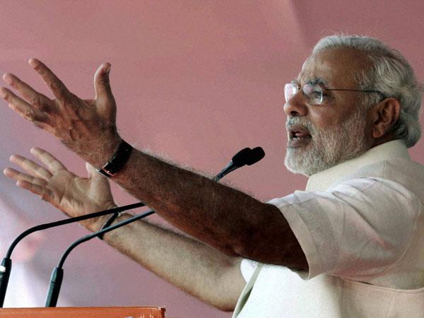 Modi lookalike campaigns in Varanasi?
