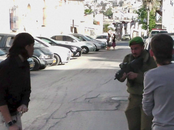 Video on Israeli soldier sparks protests