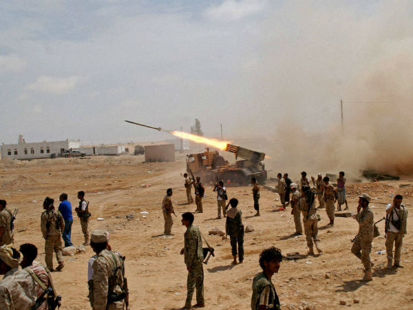 Heavy clashes reported in Yemen