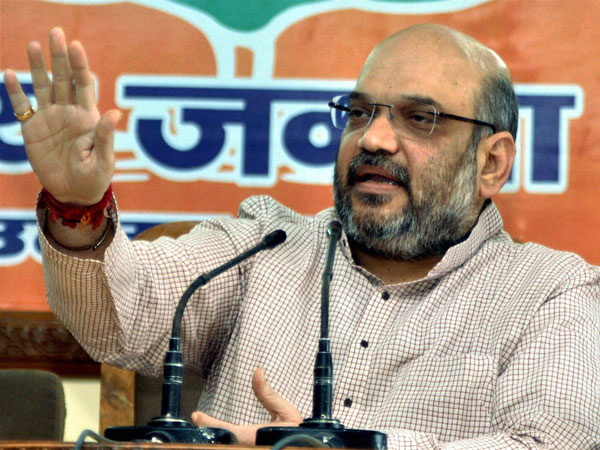 Shah terms Azamgarh as 'terrorist haven'