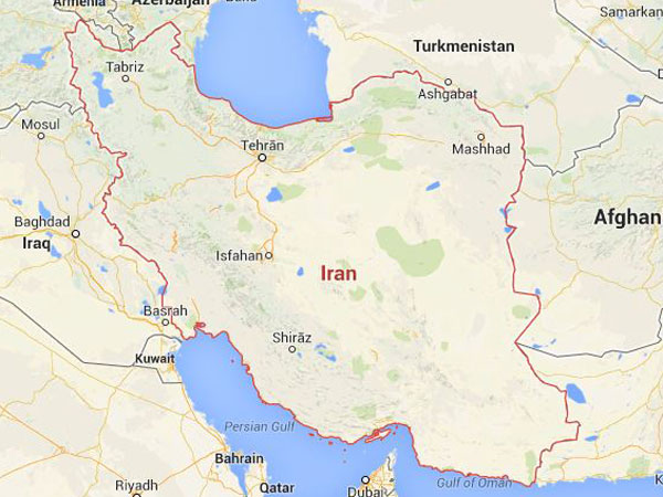 Iran test-fires air defence system