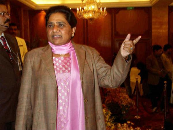 Mayawati slams Amit Shah's remarks