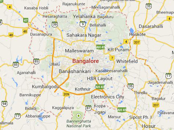 B'lore: Protests erupt after toll hike