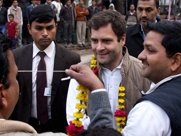Rahul Gandhi: BJP indulges in politics of hate and anger