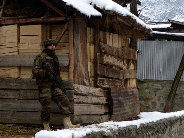 Militants hideout