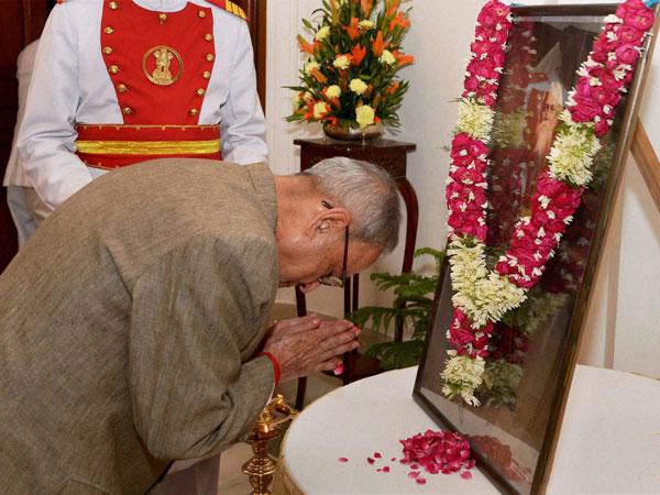 Prez pays tribute to Rabindranath Tagore