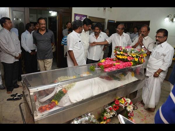 Former AP CM Janardhan Reddy dead