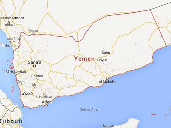 Blast near Yemeni president's house