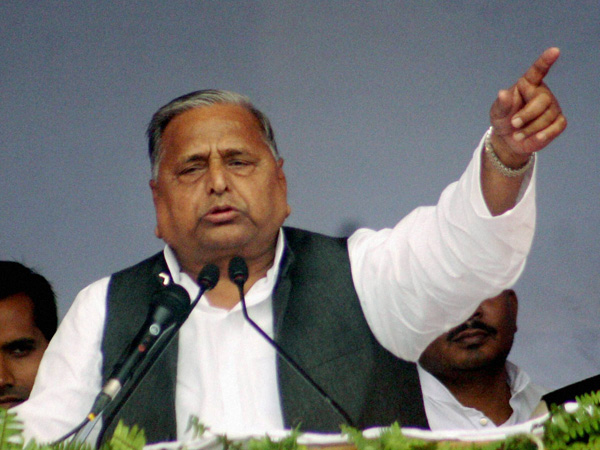 Mulayam Singh Yadav: Blood of innocents on his hands