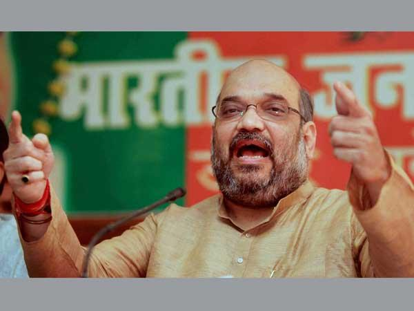 HC refuses to entertain petition against Amit Shah