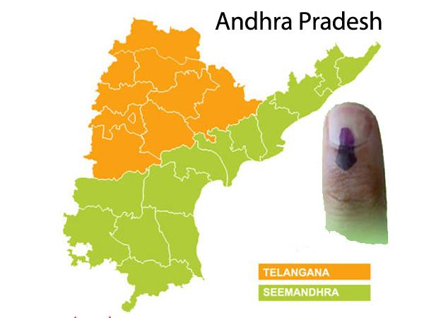 Andhra Pradesh poll