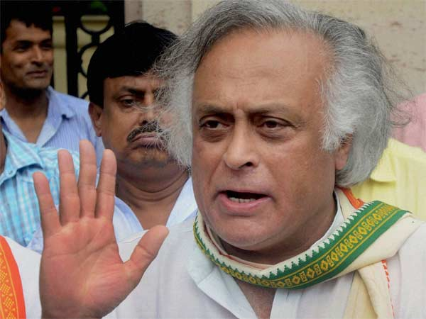 Congress was out-funded: Jairam Ramesh