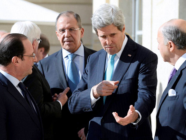 Kerry to attend 'Friends of Syria' meet