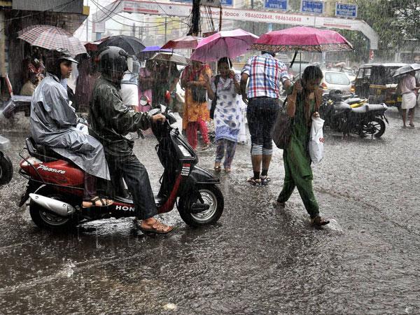 Heavy rains lash Haryana, Punjab