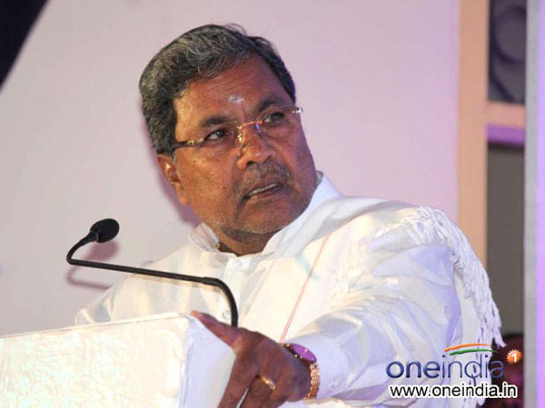 BJP hits out at Siddaramaiah