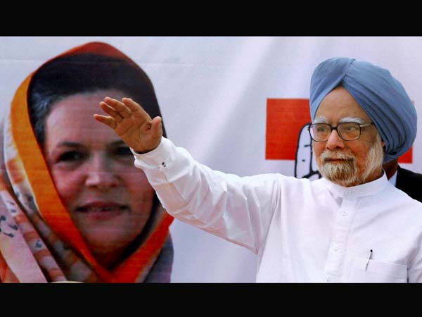 In Pics: Manmohan Singh's political career