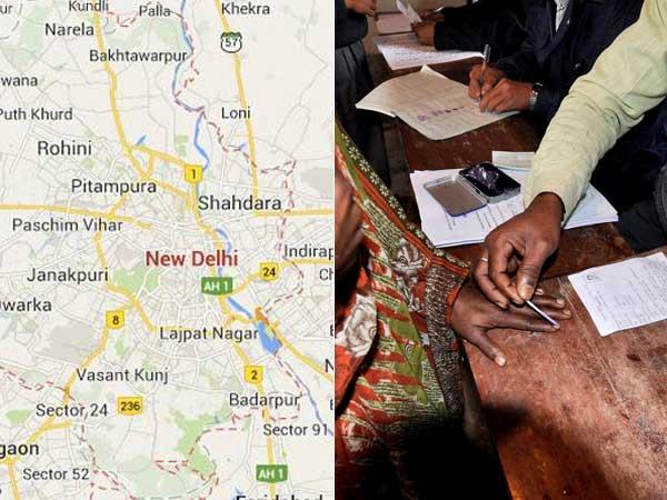 delhi-map-elections