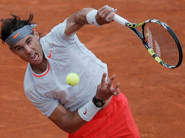 Nadal beat Simon in Rome Masters