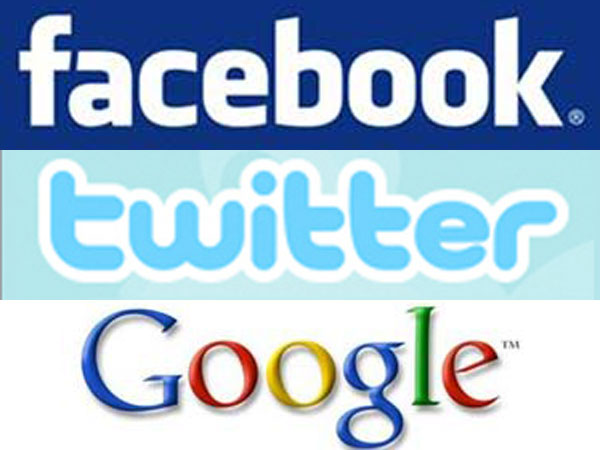 Laud or lambast: Social networks do it first this election