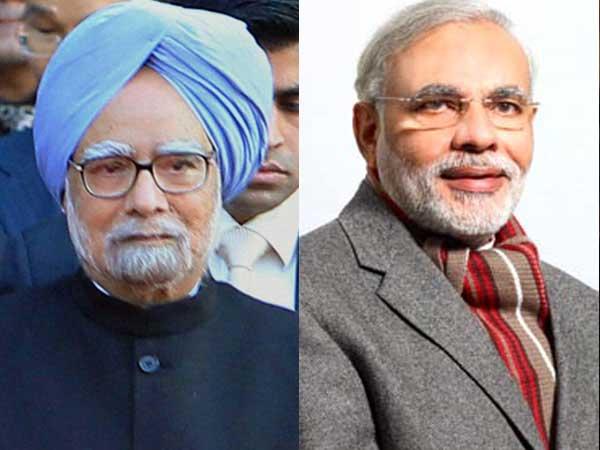 PM calls up Modi to congratulate him
