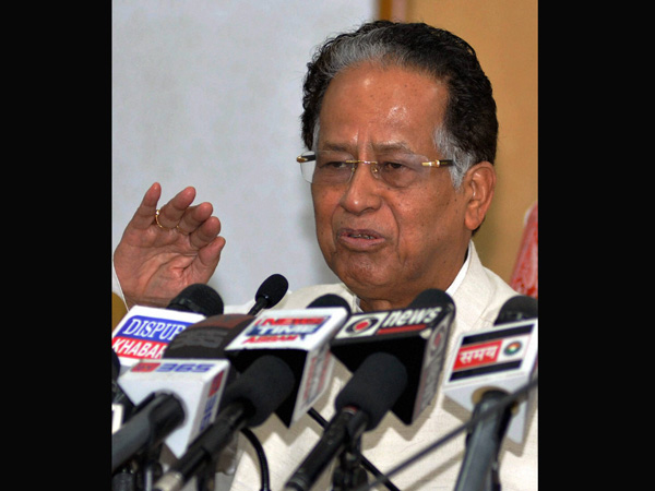 Assam CM Gogoi accepts defeat, offers to resign