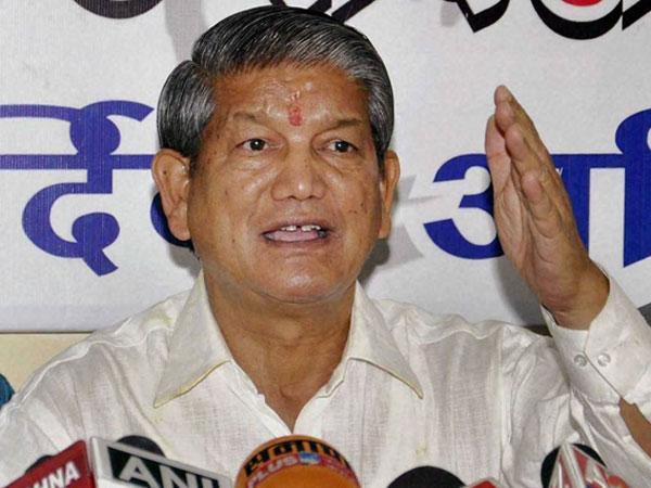 BJP demands Harish Rawat's resignation
