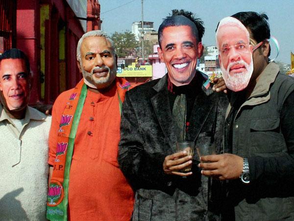 Obama congratulates Modi on his victory
