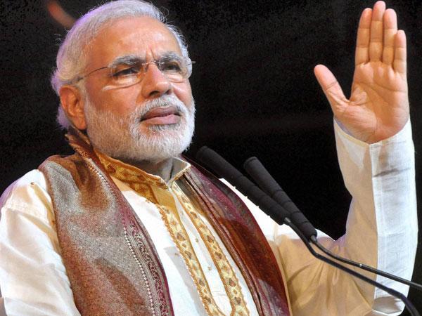 Modi's farewell in Gujarat Assembly