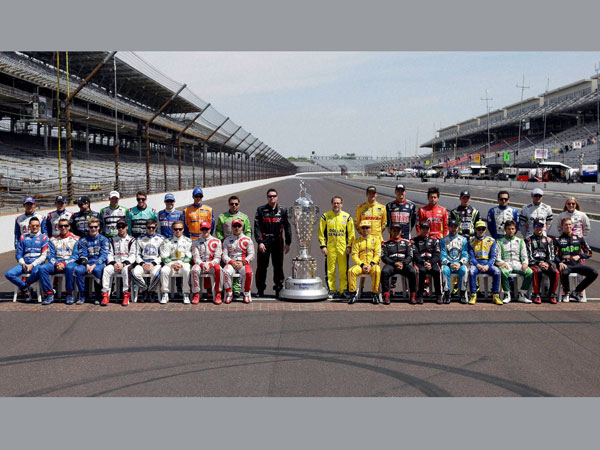The starting field for 98th running of the Indianapolis 500 IndyCar