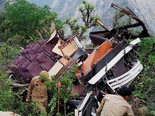 J&K road accident: 14 killed
