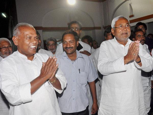 Jatin Ram Majhi to be next Bihar CM