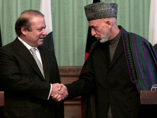 Sharif invited to Modi's swearing in