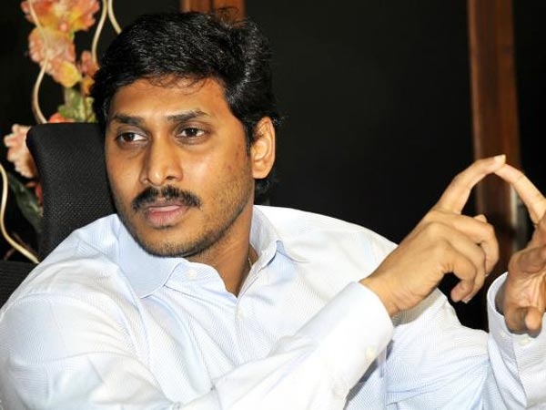 Jagan elected leader of YSRC legislature