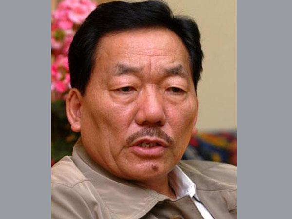Chamling sworn in as Sikkim CM