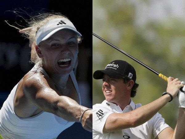 Sports couple McIlroy and Wozniacki split