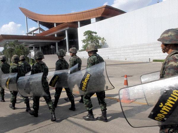 Thailand soldiers