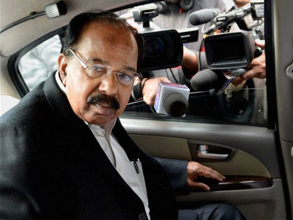 Rahul has given excellent hope for Cong in Guj: Veerappa Moily
