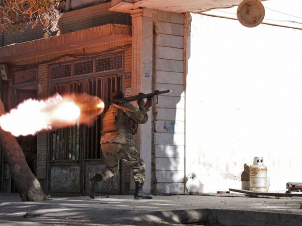 Indian consulate in Afghan attacked