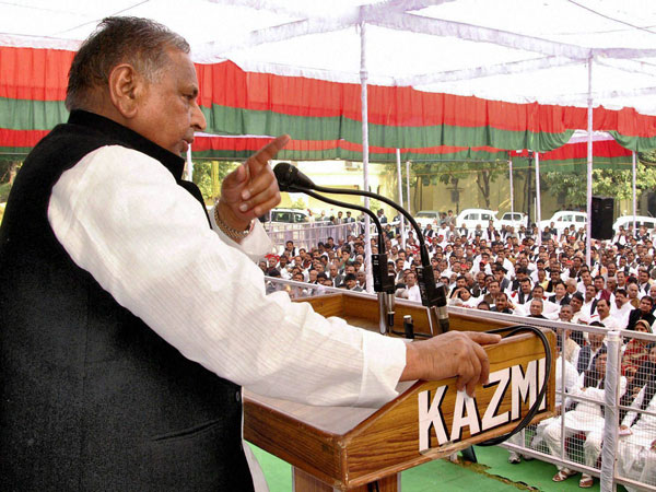 Work for people, expose BJP: Mulayam