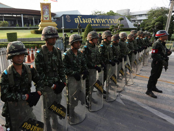 UN appeals for peace in Thailand