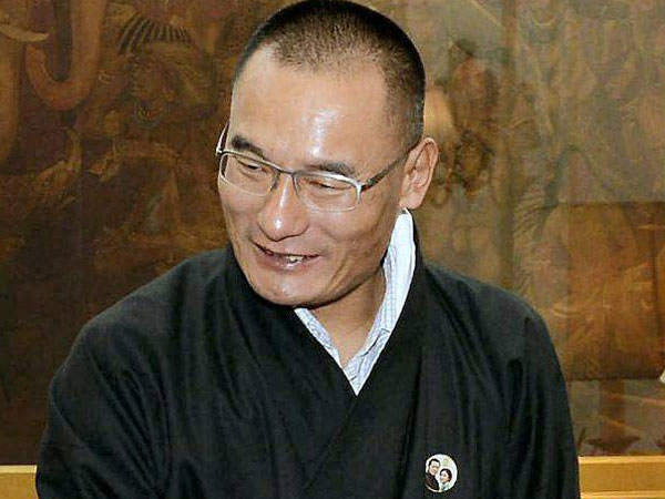 Bhutan PM to attend swearing-in